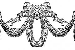 Gravura iz knjige Eustahije Arsić Совет матерњи предрагој обојега пола јуности сербској и валахијској, Будимска универзитетска штампарија, 1814.
