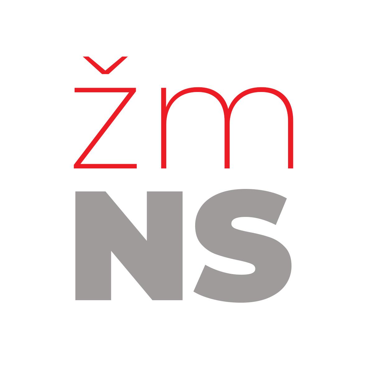 logo žmNS