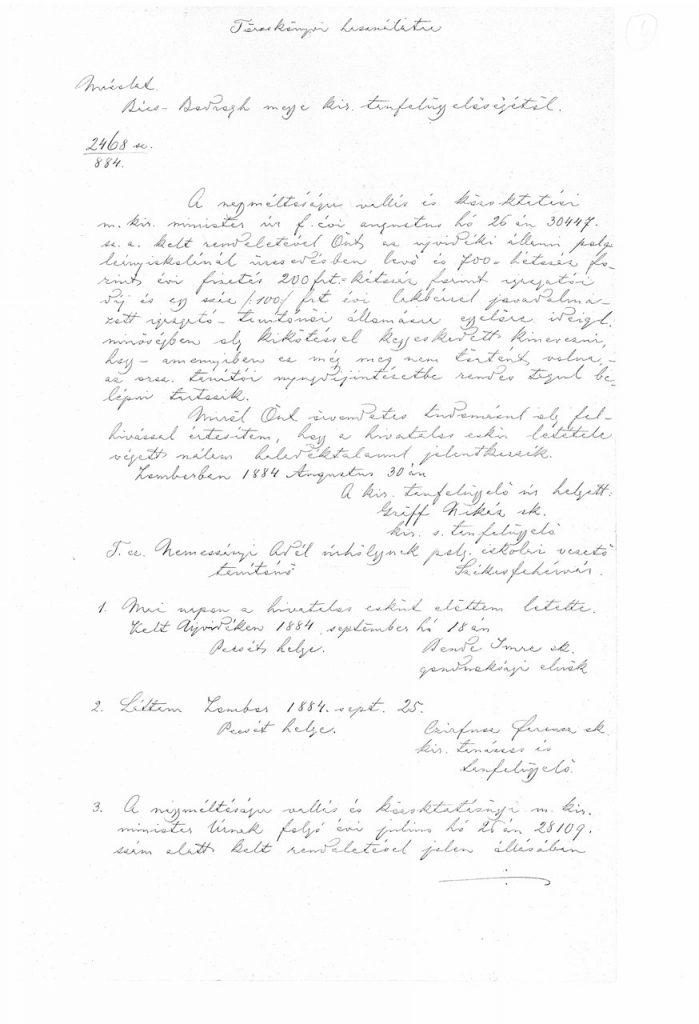 """Adel Nemešanji (1857-1933) prva je žena na mestu direktorke Novosadske devojačke građanske škole sa nastavom na mađarskom jeziku. Osnovala je (1891) i rukovodila udruženjem """"Maria Dorottya"""" osnovanog sa ciljem unapređenja ženskog obrazovanja i strukovnog organizovanja nastavnica."""