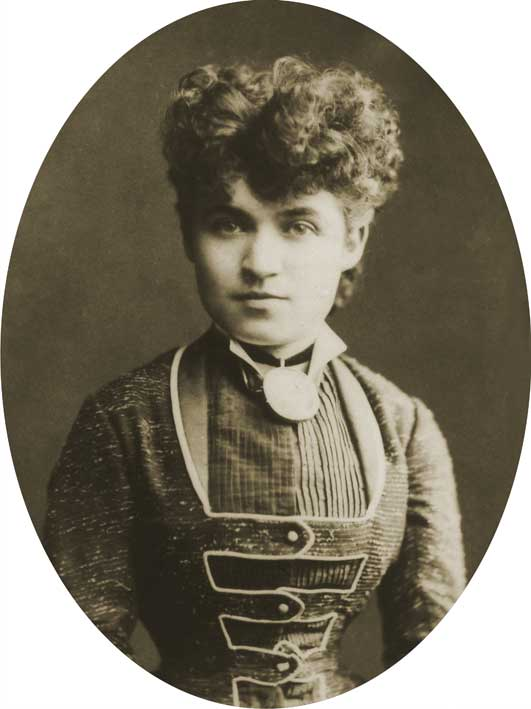Portret Milice Tomić (ROMS)